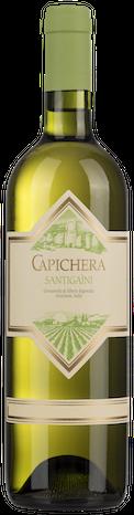 Capichera Santigaini IGT 2015 0,75 ltr.