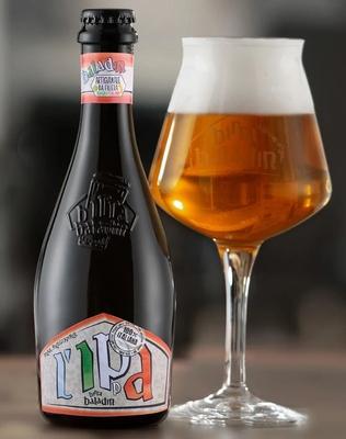 Baladin Birra L'IPPA 5,5% 0,33 ltr.