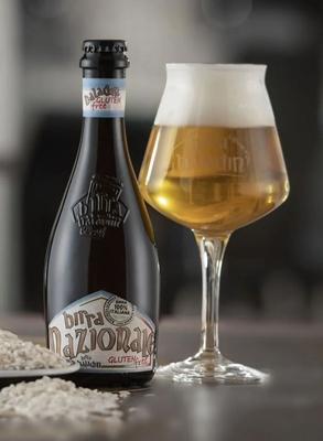 Baladin Birra Nazionale Gluten Free 6,5% 0,33 ltr.