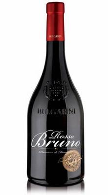 Bulgarini Rosso Bruno 2018 0,75 ltr.