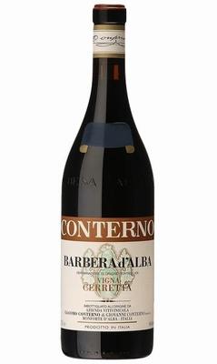 Conterno Barbera d'Alba Cerretta DOC 2018 0,75 ltr.