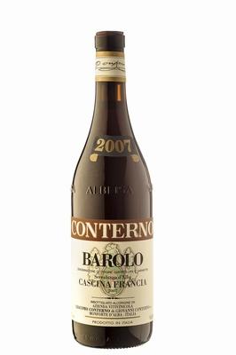 Conterno Barolo Francia DOCG 2016 0,75 ltr.