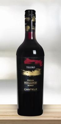 Cantele Telero Rosso Puglia IGT 2017 0,75 ltr.