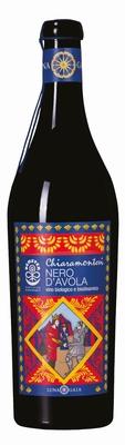 """Luna Gaia """"Chiaramontesi"""" Nero d'Avola Sicilia 0,75 ltr."""