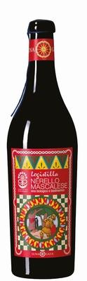 """Luna Gaia """"Logistilla"""" Nerello Mascalese Sicilia 0,75 ltr."""