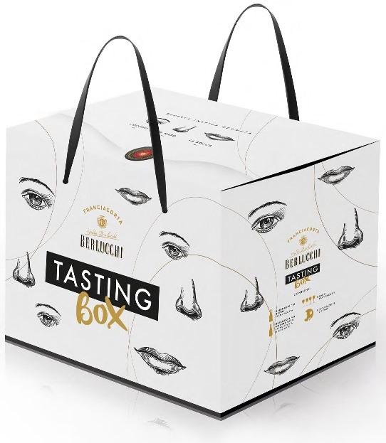 Berlucchi Tasting Box Franciacorta '61'