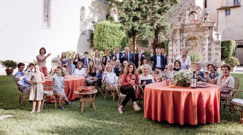 Ornellaia family