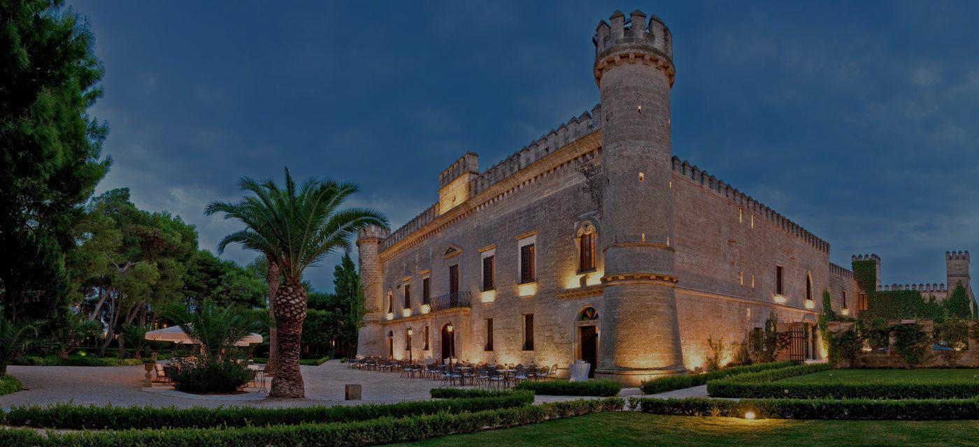Castello Monaci - Il Castello